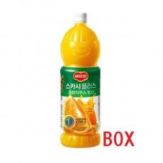 스카시플러스 오렌지주스