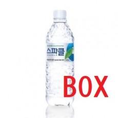 스파클 500ml*20EA/BOX 생수