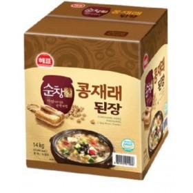 순창궁 콩재래된장 14KG
