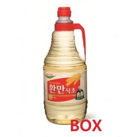 롯데푸드 환만식초 1.8L