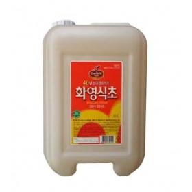 쉐프원 화영 양조식초 15L