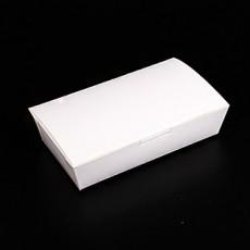 종이도시락1호(무지)165*90 600EA/BOX